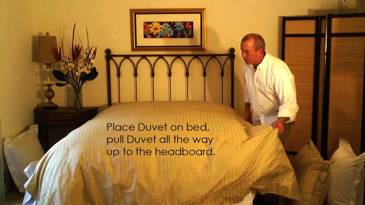 Want To Learn How To Make A Quot Perfect Looking Bed Quot