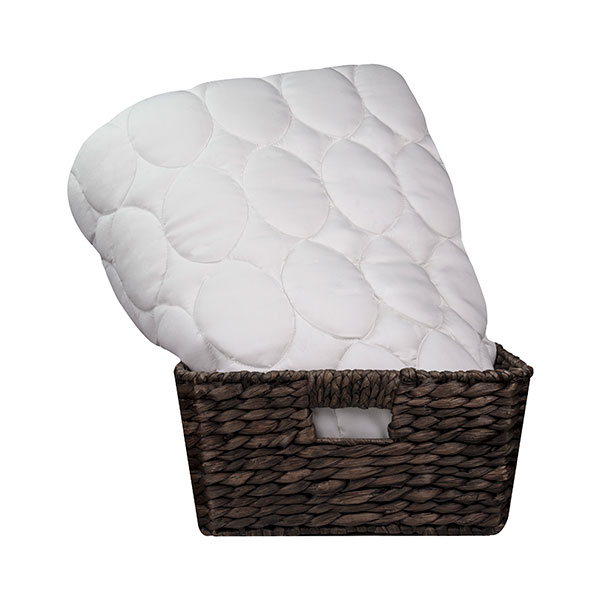 quilted luxury mattress pad