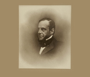 Image of Henry Christy of Christy Towel company