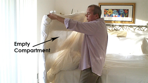 Is it time to replace your down comforter?