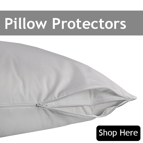 Cotton Pillow protectors