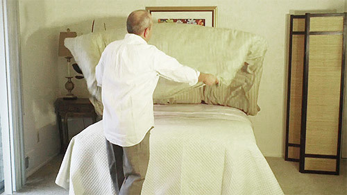 Stuffing A Duvet Cover