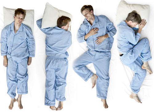 What is the best sleeping position